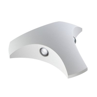 светильник ландшафтный светодиодный Novotech 357679 CALLEУличные настенные светильники<br><br><br>Цветовая t, К: 3000K<br>Тип лампы: LED - светодиодная<br>Тип цоколя: LED, встроенные светодиоды<br>Цвет арматуры: белый<br>Количество ламп: 3<br>Ширина, мм: 170<br>Длина, мм: 145<br>Высота, мм: 50<br>Поверхность арматуры: матовая<br>Оттенок (цвет): белый<br>MAX мощность ламп, Вт: 2<br>Общая мощность, Вт: 6