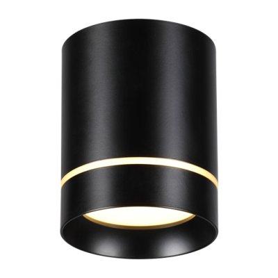 Накладной светодиодный светильник Novotech 357685 ARUMдекоративные светильники<br><br><br>Цветовая t, К: 3000K<br>Тип лампы: LED - светодиодная<br>Тип цоколя: LED, встроенные светодиоды<br>Цвет арматуры: черный<br>Количество ламп: 1<br>Диаметр, мм мм: 80<br>Высота, мм: 100<br>Поверхность арматуры: матовая<br>Оттенок (цвет): черный<br>MAX мощность ламп, Вт: 9