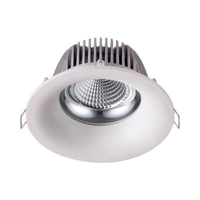 Светильник встраиваемый светодиодный Novotech 358024 GLOKметаллические встраиваемые светильники<br>Светильник встраиваемый светодиодный Novotech 358024 GLOK является тенденцией современного функционального врезного потолочного освещения для гостиной, зала, спальни или другого помещения. При выборе обратите внимание на цветовую гамму модели и подберите подходящие люстры, бра или торшеры из аналогичной коллекции, что сделает помещение по-дизайнерски профессиональным и законченным.