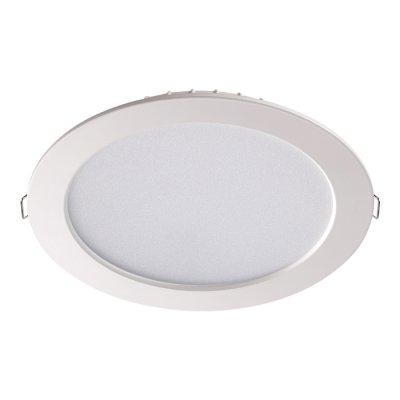 Светильник встраиваемый светодиодный Novotech 358030 LUNAметаллические встраиваемые светильники<br>Светильник встраиваемый светодиодный Novotech 358030 LUNA является тенденцией современного функционального врезного потолочного освещения для гостиной, зала, спальни или другого помещения. При выборе обратите внимание на цветовую гамму модели и подберите подходящие люстры, бра или торшеры из аналогичной коллекции, что сделает помещение по-дизайнерски профессиональным и законченным.