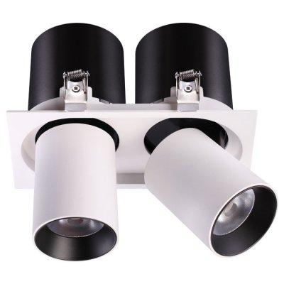 Встраиваемый светодиодный светильник Novotech 358083 LANZA novotech-358083