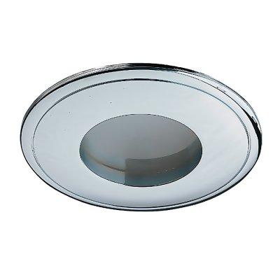 Novotech AQUA 369303 Встраиваемый светильникТочечные светильники для ванной<br>Встраиваемый неповоротный светильник модели Novotech 369303 из серии AQUA отличается следующим качеством: Влагозащищённый светильник. Светильник сделан из  алюминиевого литья. Это сплав, основными  достоинствами которого являются — устойчивость к практически всем видам негативного воздействия окружающей среды, коррозии, небольшой вес, по сравнению с другими видами металла и   экологическая безопасность материала.<br><br>S освещ. до, м2: 3<br>Тип лампы: галогенная<br>Тип цоколя: GU5.3 (MR16)<br>Цвет арматуры: серебристый<br>Количество ламп: 1<br>Диаметр, мм мм: 85<br>Диаметр врезного отверстия, мм: 74<br>Высота, мм: 82<br>MAX мощность ламп, Вт: 50
