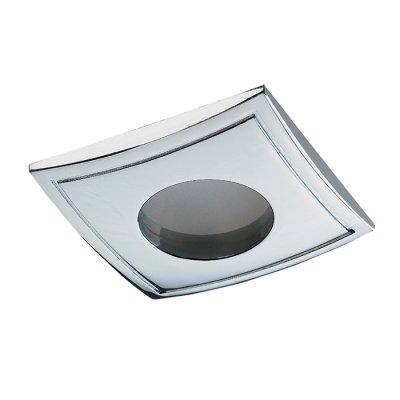 Novotech AQUA 369307 Встраиваемый светильникВ ванную<br>Встраиваемый неповоротный светильник модели Novotech 369307 из серии AQUA отличается следующим качеством: Влагозащищённый светильник. Светильник сделан из  алюминиевого литья. Это сплав, основными  достоинствами которого являются — устойчивость к практически всем видам негативного воздействия окружающей среды, коррозии, небольшой вес, по сравнению с другими видами металла и   экологическая безопасность материала.<br><br>S освещ. до, м2: 3<br>Тип лампы: галогенная<br>Тип цоколя: GU5.3 (MR16)<br>Количество ламп: 1<br>Ширина, мм: 82<br>MAX мощность ламп, Вт: 50<br>Диаметр врезного отверстия, мм: 74<br>Длина, мм: 82<br>Высота, мм: 85<br>Цвет арматуры: серебристый