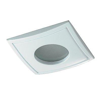 Novotech AQUA 369309 Встраиваемый светильникВ ванную<br>Встраиваемый неповоротный светильник модели Novotech 369309 из серии AQUA отличается следующим качеством: Влагозащищённый светильник. Светильник сделан из  алюминиевого литья. Это сплав, основными  достоинствами которого являются — устойчивость к практически всем видам негативного воздействия окружающей среды, коррозии, небольшой вес, по сравнению с другими видами металла и   экологическая безопасность материала.<br><br>S освещ. до, м2: 3<br>Тип лампы: галогенная<br>Тип цоколя: GU5.3 (MR16)<br>Количество ламп: 1<br>Ширина, мм: 82<br>MAX мощность ламп, Вт: 50<br>Диаметр врезного отверстия, мм: 74<br>Длина, мм: 82<br>Высота, мм: 85<br>Цвет арматуры: белый