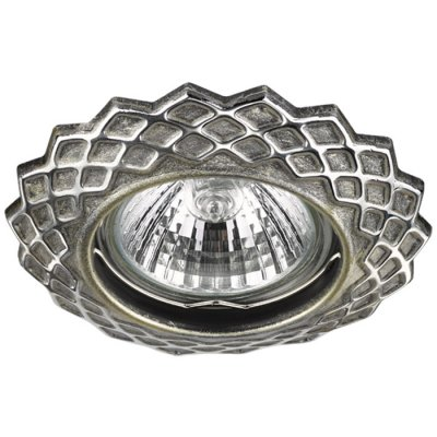 Встраиваемый светильник Novotech 370377 KEENМеталлические<br><br><br>Тип лампы: галогенная/LED - светодиодная<br>Тип цоколя: GX5.3<br>Цвет арматуры: серебристый<br>Количество ламп: 1<br>Диаметр, мм мм: 90<br>Диаметр врезного отверстия, мм: 60<br>Поверхность арматуры: матовая<br>Оттенок (цвет): серебро/хром<br>MAX мощность ламп, Вт: 50W