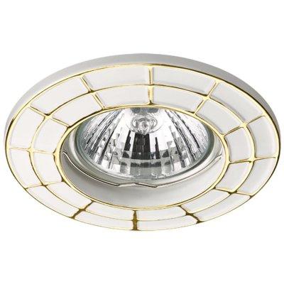 Встраиваемый светильник Novotech 370378 KEENОжидается<br><br><br>Тип цоколя: GX5.3<br>Диаметр, мм мм: 90<br>Диаметр врезного отверстия, мм: 60<br>Оттенок (цвет): белый/золото<br>MAX мощность ламп, Вт: 50W