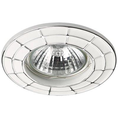 Встраиваемый светильник Novotech 370379 KEENОжидается<br><br><br>Тип цоколя: GX5.3<br>Диаметр, мм мм: 90<br>Диаметр врезного отверстия, мм: 60<br>Оттенок (цвет): белый/хром<br>MAX мощность ламп, Вт: 50W