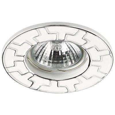 Встраиваемый светильник Novotech 370383 KEENОжидается<br><br><br>Тип цоколя: GX5.3<br>Диаметр, мм мм: 90<br>Диаметр врезного отверстия, мм: 60<br>Оттенок (цвет): белый/хром<br>MAX мощность ламп, Вт: 50W