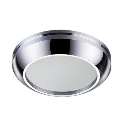 Встраиваемый светильник Novotech 370386 DAMLAОжидается<br><br><br>Тип цоколя: GX5.3<br>Диаметр, мм мм: 80<br>Диаметр врезного отверстия, мм: 65<br>Оттенок (цвет): хром<br>MAX мощность ламп, Вт: 50W