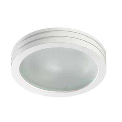Встраиваемый светильник Novotech 370389 DAMLAКруглые встраиваемые светильники<br><br><br>Тип цоколя: GX5.3<br>Диаметр, мм мм: 80<br>Диаметр врезного отверстия, мм: 65<br>Оттенок (цвет): белый<br>MAX мощность ламп, Вт: 50W