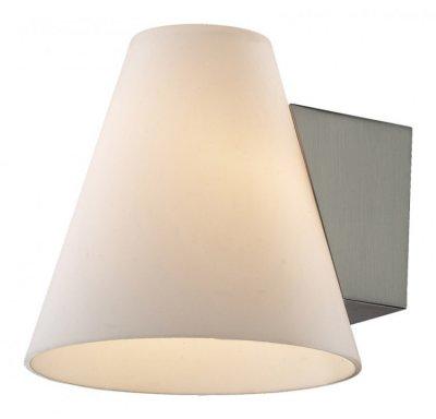 Светильник Odeon Light 2018/1W Turin никельСовременные<br><br><br>S освещ. до, м2: 2<br>Тип лампы: галогенная / LED-светодиодная<br>Тип цоколя: G9<br>Цвет арматуры: серый<br>Количество ламп: 1<br>Ширина, мм: 120<br>Высота, мм: 120<br>MAX мощность ламп, Вт: 40