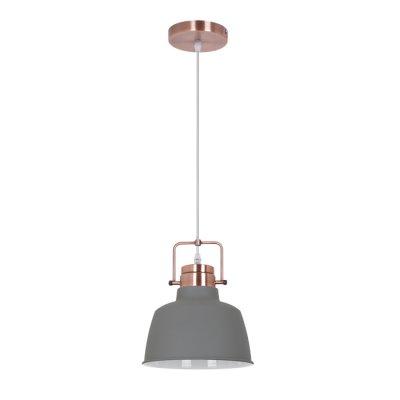 Светильник Odeon light 3326/1Одиночные<br><br><br>S освещ. до, м2: 3<br>Тип лампы: Накаливания / энергосбережения / светодиодная<br>Тип цоколя: E27<br>Количество ламп: 1<br>MAX мощность ламп, Вт: 60<br>Диаметр, мм мм: 220<br>Высота, мм: 1305