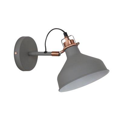 Светильник Odeon light 3330/1WНа штанге<br><br><br>Тип лампы: Накаливания / энергосбережения / светодиодная<br>Тип цоколя: E27<br>Количество ламп: 1<br>Ширина, мм: 190<br>MAX мощность ламп, Вт: 60<br>Высота, мм: 210