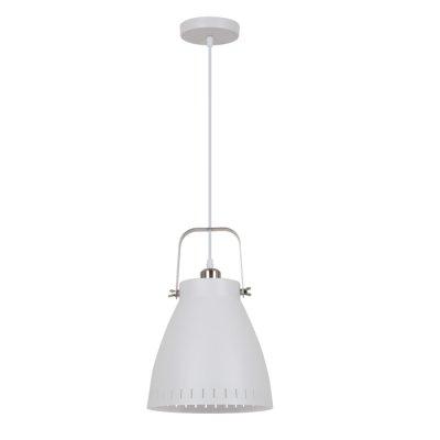 Светильник Odeon light 3333/1Одиночные<br><br><br>S освещ. до, м2: 3<br>Тип лампы: Накаливания / энергосбережения / светодиодная<br>Тип цоколя: E27<br>Количество ламп: 1<br>Диаметр, мм мм: 265<br>Высота, мм: 280 - 720<br>MAX мощность ламп, Вт: 60