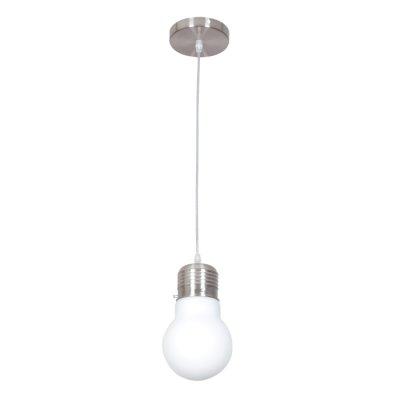 Светильник Odeon light 3352/1Одиночные<br><br><br>S освещ. до, м2: 3<br>Тип лампы: Накаливания / энергосбережения / светодиодная<br>Тип цоколя: E27<br>Количество ламп: 1<br>MAX мощность ламп, Вт: 60<br>Диаметр, мм мм: 150<br>Высота, мм: 210 - 1275