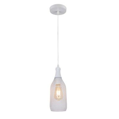 Светильник Odeon light 3354/1Одиночные<br><br><br>S освещ. до, м2: 3<br>Тип лампы: Накаливания / энергосбережения / светодиодная<br>Тип цоколя: E27<br>Количество ламп: 1<br>MAX мощность ламп, Вт: 60<br>Диаметр, мм мм: 120<br>Высота, мм: 1385