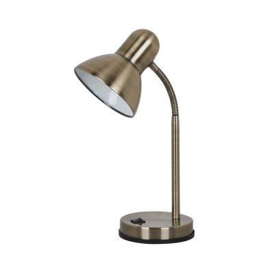 Светильник Odeon light 3359/1TОфисные<br><br><br>Тип лампы: Накаливания / энергосбережения / светодиодная<br>Тип цоколя: E27<br>Количество ламп: 1<br>Ширина, мм: 210<br>MAX мощность ламп, Вт: 60<br>Высота, мм: 350