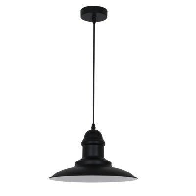 Светильник Odeon light 3375/1Одиночные<br><br><br>Тип лампы: Накаливани / нергосбережени / светодиодна<br>Тип цокол: E27<br>Количество ламп: 1<br>MAX мощность ламп, Вт: 60<br>Диаметр, мм мм: 225<br>Высота, мм: 1235