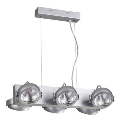 Подвесной светильник Odeon light 3494/60L FLABUNAОжидается<br><br><br>Цветовая t, К: 3000K<br>Тип цоколя: LED<br>Количество ламп: 6<br>Ширина, мм: 540<br>Длина, мм: 310<br>Высота, мм: 1200<br>Оттенок (цвет): матовый серебристый<br>MAX мощность ламп, Вт: 10