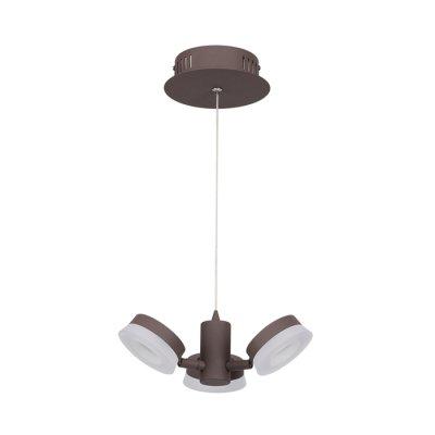 Подвесной светильник Odeon light 3537/3L WENGELINAОжидается<br><br><br>Цветовая t, К: 3000K<br>Тип цоколя: LED<br>Количество ламп: 3<br>Ширина, мм: 290<br>Длина, мм: 240<br>Высота, мм: 1200<br>Оттенок (цвет): коричневый<br>MAX мощность ламп, Вт: 6