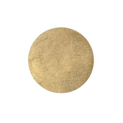 Настенный светильник Odeon light 3561/9WL SOLARIOОжидается<br><br><br>Цветовая t, К: 3000K<br>Тип цоколя: LED<br>Количество ламп: 1<br>Ширина, мм: 200<br>Длина, мм: 50<br>Высота, мм: 200<br>Оттенок (цвет): золотое фольгирование<br>MAX мощность ламп, Вт: 9