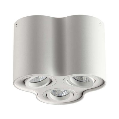 Потолочный накладной светильник Odeon light 3564/3C PILLARONОжидается<br><br><br>Тип цоколя: GU10<br>Количество ламп: 3<br>Ширина, мм: 183<br>Длина, мм: 170<br>Высота, мм: 125<br>Оттенок (цвет): белый<br>MAX мощность ламп, Вт: 50