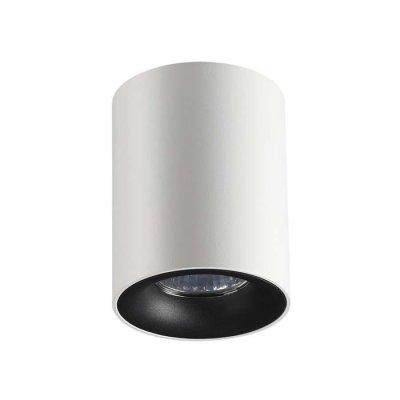 Потолочный накладной светильник Odeon light 3569/1C TUBORINOОжидается<br><br><br>Тип цоколя: GU10<br>Количество ламп: 1<br>Ширина, мм: 80<br>Длина, мм: 80<br>Высота, мм: 102<br>Оттенок (цвет): белый с черным<br>MAX мощность ламп, Вт: 50