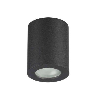 Потолочный накладной светильник Odeon light 3572/1C AQUANAОжидается<br><br><br>Тип цоколя: GU10<br>Количество ламп: 1<br>Ширина, мм: 75<br>Длина, мм: 75<br>Высота, мм: 95<br>Оттенок (цвет): черный<br>MAX мощность ламп, Вт: 50