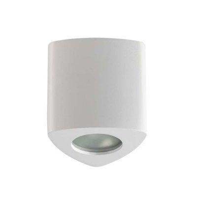 Потолочный накладной светильник Odeon light 3574/1C AQUANAОжидается<br><br><br>Тип цоколя: GU10<br>Количество ламп: 1<br>Ширина, мм: 90<br>Длина, мм: 90<br>Высота, мм: 95<br>Оттенок (цвет): белый<br>MAX мощность ламп, Вт: 50