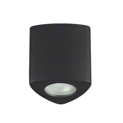 Потолочный накладной светильник Odeon light 3575/1C AQUANAОжидается<br><br><br>Тип цоколя: GU10<br>Количество ламп: 1<br>Ширина, мм: 90<br>Длина, мм: 90<br>Высота, мм: 95<br>Оттенок (цвет): черный<br>MAX мощность ламп, Вт: 50