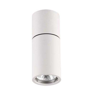 Потолочный накладной светильник Odeon light 3582/1C DUETTAОжидается<br><br><br>Тип цоколя: GU10<br>Количество ламп: 1<br>Ширина, мм: 63<br>Длина, мм: 63<br>Высота, мм: 159<br>Оттенок (цвет): белый матовый<br>MAX мощность ламп, Вт: 50