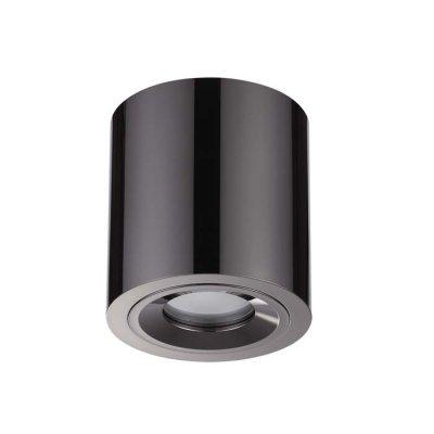 Потолочный накладной светильник Odeon light 3585/1C SPARTANOОжидается<br><br><br>Тип цоколя: GU10<br>Количество ламп: 1<br>Ширина, мм: 89<br>Длина, мм: 89<br>Высота, мм: 95<br>Оттенок (цвет): черненый хром<br>MAX мощность ламп, Вт: 50