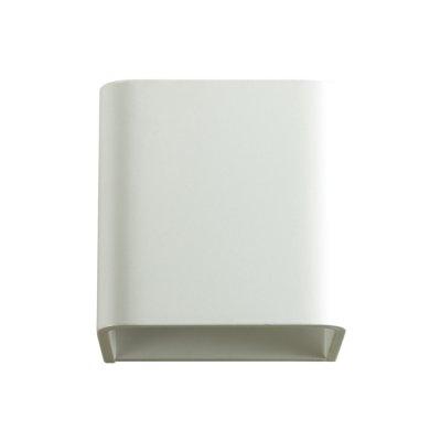 Настенный светильник Odeon light 3594/5WL MURALIAОжидается<br><br><br>Цветовая t, К: 3000K<br>Тип цоколя: LED<br>Количество ламп: 1<br>Ширина, мм: 102<br>Длина, мм: 102<br>Высота, мм: 102<br>Оттенок (цвет): белый<br>MAX мощность ламп, Вт: 5