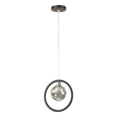 Подвес Odeon light 3982/1 MAGNOОжидается<br>Подвес 3982/1 серии Magno идеально впишется в стильные современные интерьеры. Дизайн светильника понравится ценителям минимализма. Подвес состоит лишь из широкого металлического кольца, удерживающего красивый, воздушный, волнообразный плафон. Цветовая гамма также очень приятна: арматура светильника матового черного цвета, стеклянный плафон имеет дымчатый оттенок, создающий мягкий, таинственный свет и комфортную атмосферу. Этот уникальный подвес будет прекрасно смотреться в интерьерах в стиле лофт, минимализм, модерн. Цоколь G9. Мощность 1*40W. Лампы в комплекте.<br><br>Тип цоколя: G9<br>Количество ламп: 1<br>Ширина, мм: 120<br>Длина, мм: 240<br>Высота, мм: 1200<br>Оттенок (цвет): матовый черный/дымчатое стекло<br>MAX мощность ламп, Вт: 40