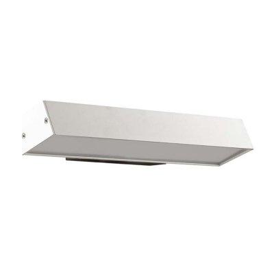 Настенный светильник Odeon light 4014/14WL REMIОжидается<br><br><br>Тип цоколя: LED<br>Количество ламп: 1<br>Ширина, мм: 300<br>Расстояние от стены, мм: 100<br>Высота, мм: 60<br>Оттенок (цвет): черный/белый<br>MAX мощность ламп, Вт: 14