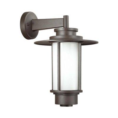 Уличный настенный светильник Odeon light 4047/1W MITOОжидается<br><br><br>Тип цоколя: E27<br>Количество ламп: 1<br>Ширина, мм: 240<br>Расстояние от стены, мм: 290<br>Высота, мм: 365<br>Оттенок (цвет): матовое кофе/опал<br>MAX мощность ламп, Вт: 18