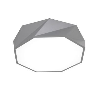 Omnilux OML-45317-47 СветильникПотолочные<br>Компания «Светодом» предлагает широкий ассортимент люстр от известных производителей. Представленные в нашем каталоге товары выполнены из современных материалов и обладают отличным качеством. Благодаря широкому ассортименту Вы сможете найти у нас люстру под любой интерьер. Мы предлагаем как классические варианты, так и современные модели, отличающиеся лаконичностью и простотой форм.  Стильная люстра Omnilux OML-45317-47 станет украшением любого дома. Эта модель от известного производителя не оставит равнодушным ценителей красивых и оригинальных предметов интерьера. Люстра Omnilux OML-45317-47 обеспечит равномерное распределение света по всей комнате. При выборе обратите внимание на характеристики, позволяющие приобрести наиболее подходящую модель. Купить понравившуюся люстру по доступной цене Вы можете в интернет-магазине «Светодом». Мы предлагаем доставку не только по Москве и Екатеринбурге, но и по всей России.<br><br>Установка на натяжной потолок: Да<br>S освещ. до, м2: 19<br>Крепление: Планка<br>Цветовая t, К: CW - холодный белый 4000 К<br>Тип цоколя: LED<br>Цвет арматуры: серый<br>Количество ламп: 1<br>Диаметр, мм мм: 520<br>Высота, мм: 130<br>MAX мощность ламп, Вт: 47