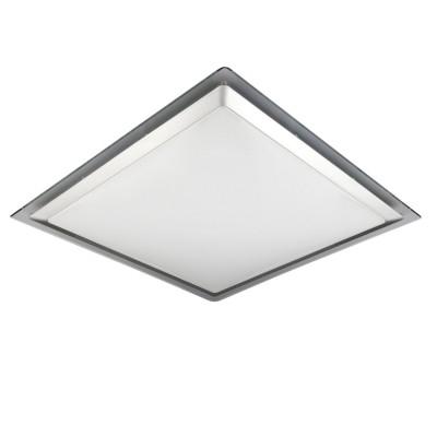 Omnilux OML-47117-60 СветильникCсветодиодные потолочные светильники 600х600<br><br><br>Цветовая t, К: CW - дневной белый 6000 К<br>Тип лампы: LED<br>Тип цоколя: LED<br>Количество ламп: 1<br>Ширина, мм: 565<br>Длина, мм: 565<br>Высота, мм: 85<br>MAX мощность ламп, Вт: 60