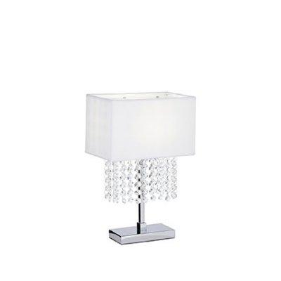Настольная лампа Ideal Lux PHOENIX TL1 BIANCOНастольные лампы с абажуром<br>Настольная лампа – это не просто источник дополнительного освещения, но и оригинальный элемент декора. Его можно установить в спальне, гостиной, кабинете и других комнатах. Интернет-магазин «Светодом» предлагает настольные лампы разных стилей по доступным ценам. Благодаря большому ассортименту Вы обязательно найдете в нашем каталоге именно ту модель, которую искали.   Настольная лампа Ideal lux PHOENIX TL1 BIANCO – прекрасный вариант для завершения интерьера. Ее можно включить одновременно с люстрой для более яркого освещения или без нее для создания уютной атмосферы, настраивающей на отдых.   Купить настольную лампу Ideal lux PHOENIX TL1 BIANCO Вы можете с помощью виртуальной «Корзины» или по контактным номерам, указанным на сайте.<br><br>Тип цоколя: E14<br>Количество ламп: 1<br>Диаметр, мм мм: 150<br>Высота, мм: 370<br>MAX мощность ламп, Вт: 40