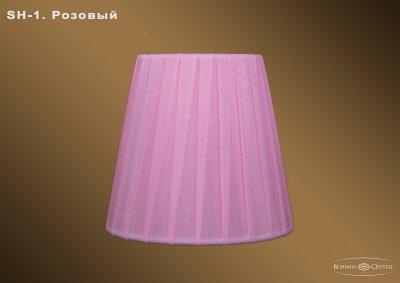 Абажур для светильника Bohemia Ivele sh1Абажуры<br><br><br>Тип товара: Абажур<br>Тип лампы: накаливания / энергосбережения / LED-светодиодная<br>Размеры: Диаметр - 12см