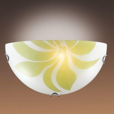 Светильник Сонекс 051 FariФлористика<br><br><br>S освещ. до, м2: 6<br>Тип лампы: накаливания / энергосбережения / LED-светодиодная<br>Тип цоколя: E27<br>Количество ламп: 1<br>Ширина, мм: 300<br>MAX мощность ламп, Вт: 100<br>Высота, мм: 150<br>Цвет арматуры: серебристый
