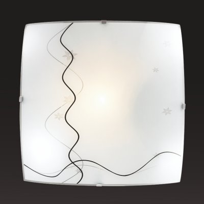 Потолочный светильник Сонекс 1237 никель/белый/декор черн BIRONAКвадратные<br>Настенно-потолочные светильники – это универсальные осветительные варианты, которые подходят для вертикального и горизонтального монтажа. В интернет-магазине «Светодом» Вы можете приобрести подобные модели по выгодной стоимости. В нашем каталоге представлены как бюджетные варианты, так и эксклюзивные изделия от производителей, которые уже давно заслужили доверие дизайнеров и простых покупателей.  Настенно-потолочный светильник Сонекс 1237 станет прекрасным дополнением к основному освещению. Благодаря качественному исполнению и применению современных технологий при производстве эта модель будет радовать Вас своим привлекательным внешним видом долгое время. Приобрести настенно-потолочный светильник Сонекс 1237 можно, находясь в любой точке России. Компания «Светодом» осуществляет доставку заказов не только по Москве и Екатеринбургу, но и в остальные города.<br><br>S освещ. до, м2: 4<br>Тип лампы: накаливания / энергосбережения / LED-светодиодная<br>Тип цоколя: E27<br>Количество ламп: 1<br>Ширина, мм: 300<br>MAX мощность ламп, Вт: 60<br>Длина, мм: 300<br>Цвет арматуры: серый