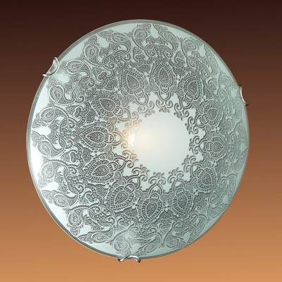 Светильник Сонекс 178 PAROLEКруглые<br>Настенно-потолочные светильники – это универсальные осветительные варианты, которые подходят для вертикального и горизонтального монтажа. В интернет-магазине «Светодом» Вы можете приобрести подобные модели по выгодной стоимости. В нашем каталоге представлены как бюджетные варианты, так и эксклюзивные изделия от производителей, которые уже давно заслужили доверие дизайнеров и простых покупателей.  Настенно-потолочный светильник Сонекс 178 станет прекрасным дополнением к основному освещению. Благодаря качественному исполнению и применению современных технологий при производстве эта модель будет радовать Вас своим привлекательным внешним видом долгое время. Приобрести настенно-потолочный светильник Сонекс 178 можно, находясь в любой точке России.<br><br>S освещ. до, м2: 5<br>Тип лампы: Накаливания / энергосбережения / светодиодная<br>Тип цоколя: E27<br>MAX мощность ламп, Вт: 100<br>Диаметр, мм мм: 300<br>Цвет арматуры: серебристый