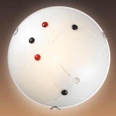 Настенно-потолочный светильник Сонекс 206 хром/белый/декор черн/красн KAVEКруглые<br>Настенно-потолочные светильники – то универсальные осветительные варианты, которые подходт дл вертикального и горизонтального монтажа. В интернет-магазине «Светодом» Вы можете приобрести подобные модели по выгодной стоимости. В нашем каталоге представлены как бджетные варианты, так и ксклзивные издели от производителей, которые уже давно заслужили доверие дизайнеров и простых покупателей. <br>Настенно-потолочный светильник Сонекс 206 станет прекрасным дополнением к основному освещени. Благодар качественному исполнени и применени современных технологий при производстве та модель будет радовать Вас своим привлекательным внешним видом долгое врем. <br>Приобрести настенно-потолочный светильник Сонекс 206 можно, находсь в лбой точке России. Компани «Светодом» осуществлет доставку заказов не только по Москве и Екатеринбургу, но и в остальные города.<br><br>S освещ. до, м2: 13<br>Тип лампы: накаливани / нергосбережени / LED-светодиодна<br>Тип цокол: E27<br>Количество ламп: 2<br>MAX мощность ламп, Вт: 100<br>Диаметр, мм мм: 400<br>Цвет арматуры: серебристый