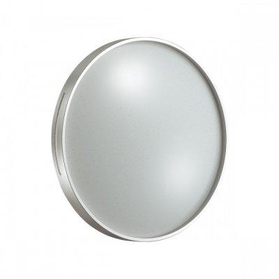 Светильник Сонекс 2076/DLкруглые светильники<br>Светильник Сонекс 2076/DL сделает Ваш интерьер современным, стильным и запоминающимся! Наиболее функционально и эстетически привлекательно модель будет смотреться в гостиной, зале, холле или другой комнате. А в комплекте с люстрой и торшером из этой же коллекции, сделает помещение по-дизайнерски профессиональным и законченным.