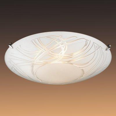 Настенно-потолочный светильник Сонекс 2106 хром/белый TRENTAКруглые<br>Настенно-потолочные светильники – это универсальные осветительные варианты, которые подходят для вертикального и горизонтального монтажа. В интернет-магазине «Светодом» Вы можете приобрести подобные модели по выгодной стоимости. В нашем каталоге представлены как бюджетные варианты, так и эксклюзивные изделия от производителей, которые уже давно заслужили доверие дизайнеров и простых покупателей.  Настенно-потолочный светильник Сонекс 2106 станет прекрасным дополнением к основному освещению. Благодаря качественному исполнению и применению современных технологий при производстве эта модель будет радовать Вас своим привлекательным внешним видом долгое время. Приобрести настенно-потолочный светильник Сонекс 2106 можно, находясь в любой точке России.<br><br>S освещ. до, м2: 13<br>Тип лампы: накаливания / энергосбережения / LED-светодиодная<br>Тип цоколя: E27<br>Количество ламп: 2<br>MAX мощность ламп, Вт: 100<br>Диаметр, мм мм: 300<br>Цвет арматуры: серебристый