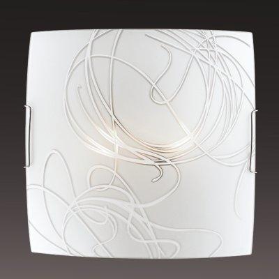 Потолочный светильник Сонекс 2143 хром/белый MOLANOКвадратные<br>Настенно-потолочные светильники – это универсальные осветительные варианты, которые подходят для вертикального и горизонтального монтажа. В интернет-магазине «Светодом» Вы можете приобрести подобные модели по выгодной стоимости. В нашем каталоге представлены как бюджетные варианты, так и эксклюзивные изделия от производителей, которые уже давно заслужили доверие дизайнеров и простых покупателей.  Настенно-потолочный светильник Сонекс 2143 станет прекрасным дополнением к основному освещению. Благодаря качественному исполнению и применению современных технологий при производстве эта модель будет радовать Вас своим привлекательным внешним видом долгое время. Приобрести настенно-потолочный светильник Сонекс 2143 можно, находясь в любой точке России.<br><br>S освещ. до, м2: 13<br>Тип лампы: накаливания / энергосбережения / LED-светодиодная<br>Тип цоколя: E27<br>Цвет арматуры: серебристый<br>Количество ламп: 2<br>Ширина, мм: 300<br>Длина, мм: 300<br>MAX мощность ламп, Вт: 100