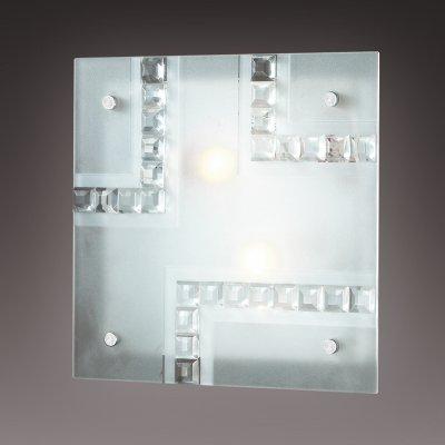 Светильник Сонекс 2269Квадратные<br>Настенно-потолочные светильники – это универсальные осветительные варианты, которые подходят для вертикального и горизонтального монтажа. В интернет-магазине «Светодом» Вы можете приобрести подобные модели по выгодной стоимости. В нашем каталоге представлены как бюджетные варианты, так и эксклюзивные изделия от производителей, которые уже давно заслужили доверие дизайнеров и простых покупателей.  Настенно-потолочный светильник Сонекс 2269 станет прекрасным дополнением к основному освещению. Благодаря качественному исполнению и применению современных технологий при производстве эта модель будет радовать Вас своим привлекательным внешним видом долгое время. Приобрести настенно-потолочный светильник Сонекс 2269 можно, находясь в любой точке России. Компания «Светодом» осуществляет доставку заказов не только по Москве и Екатеринбургу, но и в остальные города.<br><br>S освещ. до, м2: 8<br>Тип лампы: накаливания / энергосбережения / LED-светодиодная<br>Тип цоколя: E27<br>Количество ламп: 2<br>Ширина, мм: 300<br>MAX мощность ламп, Вт: 60<br>Высота, мм: 300<br>Цвет арматуры: серебристый