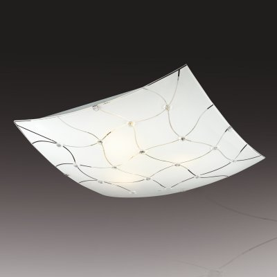Светильник Сонекс 2270Квадратные<br>Настенно-потолочные светильники – это универсальные осветительные варианты, которые подходят для вертикального и горизонтального монтажа. В интернет-магазине «Светодом» Вы можете приобрести подобные модели по выгодной стоимости. В нашем каталоге представлены как бюджетные варианты, так и эксклюзивные изделия от производителей, которые уже давно заслужили доверие дизайнеров и простых покупателей.  Настенно-потолочный светильник Сонекс 2270 станет прекрасным дополнением к основному освещению. Благодаря качественному исполнению и применению современных технологий при производстве эта модель будет радовать Вас своим привлекательным внешним видом долгое время. Приобрести настенно-потолочный светильник Сонекс 2270 можно, находясь в любой точке России.<br><br>S освещ. до, м2: 8<br>Тип лампы: накаливания / энергосбережения / LED-светодиодная<br>Тип цоколя: E27<br>Цвет арматуры: серебристый<br>Количество ламп: 2<br>Ширина, мм: 300<br>Высота, мм: 300<br>MAX мощность ламп, Вт: 60