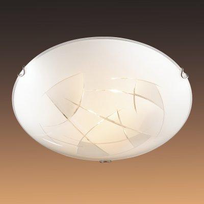 Настенно-потолочный светильник Сонекс 243 хром/белый KAPENAКруглые<br>Настенно-потолочные светильники – это универсальные осветительные варианты, которые подходят для вертикального и горизонтального монтажа. В интернет-магазине «Светодом» Вы можете приобрести подобные модели по выгодной стоимости. В нашем каталоге представлены как бюджетные варианты, так и эксклюзивные изделия от производителей, которые уже давно заслужили доверие дизайнеров и простых покупателей. <br>Настенно-потолочный светильник Сонекс 243 станет прекрасным дополнением к основному освещению. Благодаря качественному исполнению и применению современных технологий при производстве эта модель будет радовать Вас своим привлекательным внешним видом долгое время. <br>Приобрести настенно-потолочный светильник Сонекс 243 можно, находясь в любой точке России. Компания «Светодом» осуществляет доставку заказов не только по Москве и Екатеринбургу, но и в остальные города.<br><br>S освещ. до, м2: 13<br>Тип лампы: накаливания / энергосбережения / LED-светодиодная<br>Тип цоколя: E27<br>Количество ламп: 2<br>MAX мощность ламп, Вт: 100<br>Диаметр, мм мм: 400<br>Цвет арматуры: серебристый